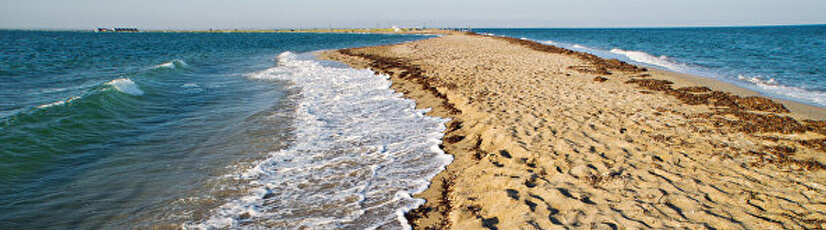 Как добывают песок
