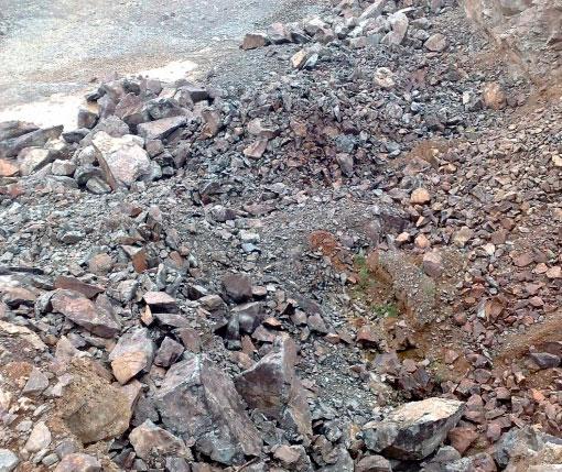 скальный-грунт